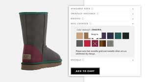 customise your ugg boots for free this autumn global blue ugg by you collection customizable uggs shop ugg by you
