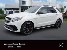 mercedes suv amg price 2017 mercedes gle suv in knoxville th315 mercedes