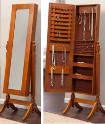 Home Furniture by Furniture Charming Over The Door Jewelry Armoire For Home