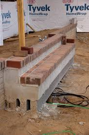 Brick Stairs Design Home Design Exterior Designs Fancy Brick Front Porch Steps