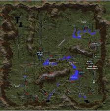 map uk h1z1 steam community guide h1z1 map