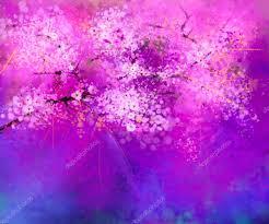 Peinture Cerisier Japonais by De Fleurs De Cerisier U2014 Photo 104263512
