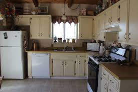 ceramic tile countertops mobile home kitchen cabinets lighting
