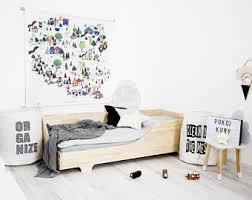 Montessori Bedroom Toddler Montessori Bed Etsy