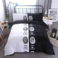 Couples Bed Set Shop The Bedding Sets 4pcs For 3d Duvet Cover
