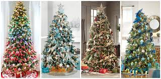 16 ideas how to decorate your christmas tree and bring the magic