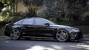 Audi Q7 Matte Black - audi a8