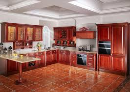 Kitchen Cabinets Particle Board Oak Solid Wood Kitchen Cabinets Open Shelving Particle Board