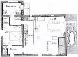 plan cuisine ouverte sur salon plan cuisine americaine de maison decoration modele cuisine avec
