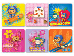 team umizoomi party supplies 4funparties team umizoomi stickers