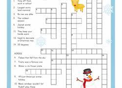 5th grade winter worksheets u0026 free printables education com