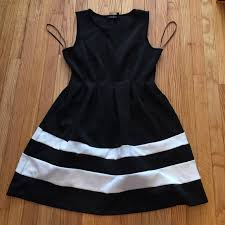 apt 9 clothing apt 9 dresses skirts new kohls apt 9 career dress black white