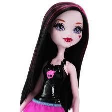 Monster High Costumes Spirit Halloween Monster High Draculaura Doll Walmart Com