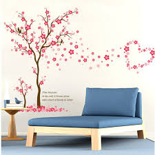 compare prices on bedroom flooring pictures online shopping buy home decor vinyl family tree wall decal removable flower wall stickers for bedroom adhesive living room