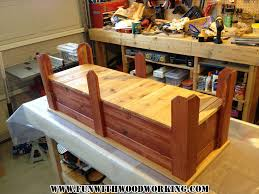 planter box made out of cedar fence pickets by fun with