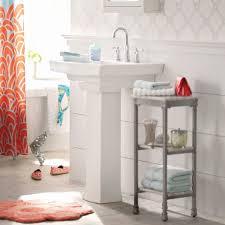 sink storage ideas bathroom cabinet designs for bathrooms beautiful pedestal sink storage
