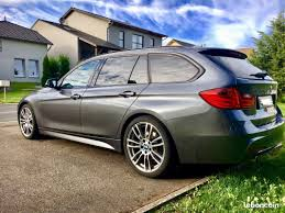used bmw serie 3 320d touring pack m your second hand cars ads