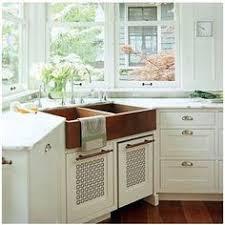 Kitchen Sink Cabinet Plans A Better Corner Kitchen Sink Great Idea Save Space Of Corners