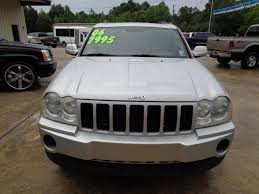 silver jeep grand cherokee 2006 2006 jeep grand cherokee laredo city louisiana nationwide auto sales