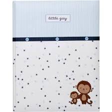baby boy memory book child of mine by s newborn baby boy memory book walmart