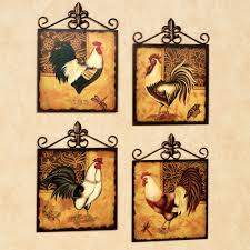 Rooster Kitchen Canisters Accessories Archaicfair Rooster Kitchen Collection Country Home