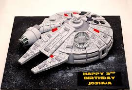 introducing star wars to a world of craft and cakes
