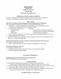 Resume Examples Internship Sociology Resume Examples Resume For Your Job Application