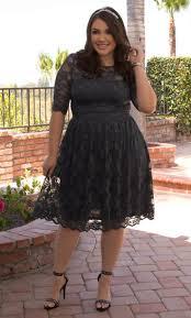 5 chic plus size lace dresses that flatter you figure lace dress