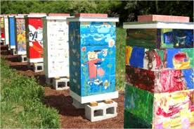 more on painting bee hives honey bee suite