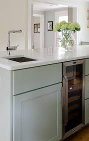 Prep Sink Next To Cooktop Design Ideas - Kitchen prep sinks