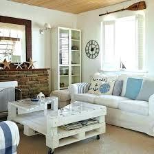 Living Room With White Furniture Coastal Living Room Furniture Cottage Style Living Room