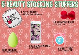 5 beauty stocking stuffers under 20 for the that has everything