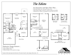 First Floor Master Bedroom Edisto Eastwood Homes
