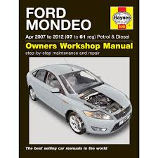 haynes manual ford mondeo 2 0 petrol 1 8 2 0 diesel 2007 2011 07