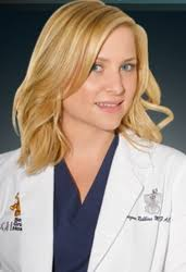 does kate capshaw have naturally curly hair jessica capshaw auditioned three times before winning role as dr