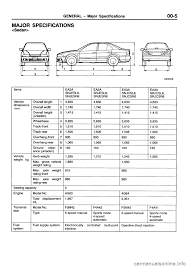 mitsubishi galant 2001 8 g workshop manual