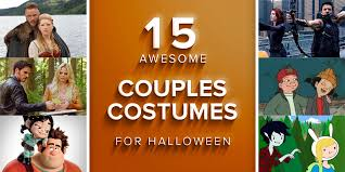 Halloween Connection Costumes 15 Awesome Couples Costumes Halloween Costume Wall