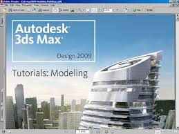 modeling buildings 3ds max 2009 ebook file software software