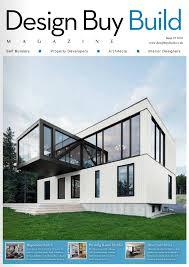design build magazine uk design buy build mh media global ltd