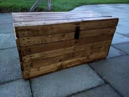 Outdoor Bench With Storage Reclaimed Wood Storage Bench Adorable Home Inside Ideas Etsy