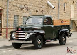 Ford Old Truck Parts - 49 mercury ford m 68 1 ton pickup truck