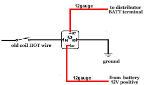 automotive relay guide for wiring diagram for relays 12 volt