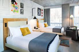 boutique hotels in chinatown nyc hotel 50 bowery nyc lower deluxe double