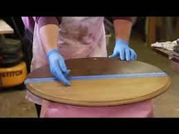how to remove stains from wood table how to strip stain from wood furniture repair tips youtube