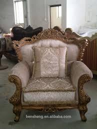 foshan shunde luxury neo classical furniture living room sofa l