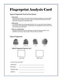 fingerprint activity patterns patterns kid