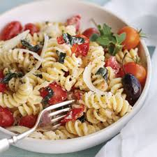 easy cold pasta salad healthy easy cold pasta salad recipes food recipes here
