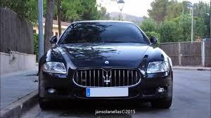 maserati quattroporte 2009 2009 quattroporte s w capristo full exhaust system loud sounds