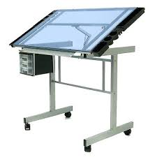 Architect Drafting Table Glass Drafting Table Drafting Table Desk Drawing Glass Adjustable