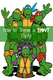 ideas supplies planning tmnt party kid u0027s fun review